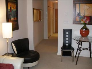 """Photo 5: 804 928 HOMER Street in Vancouver: Downtown VW Condo for sale in """"YALETOWN PARK 1"""" (Vancouver West)  : MLS®# V830262"""