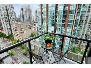 Photo 5: # 1501 928 HOMER ST in Vancouver: Condo for sale : MLS®# V832919