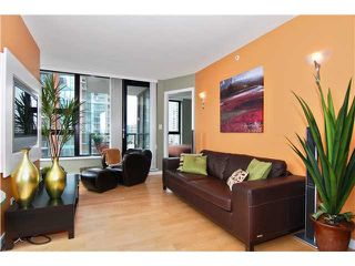 Photo 2: # 1501 928 HOMER ST in Vancouver: Condo for sale : MLS®# V832919