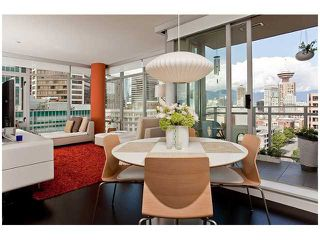 """Main Photo: 1606 788 RICHARDS Street in Vancouver: Downtown VW Condo for sale in """"L'HERMITAGE"""" (Vancouver West)  : MLS®# V836271"""