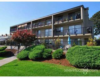 "Photo 10: 202 803 QUEENS Avenue in New_Westminster: Uptown NW Condo for sale in ""SUNDAYLE MANOR"" (New Westminster)  : MLS®# V742612"