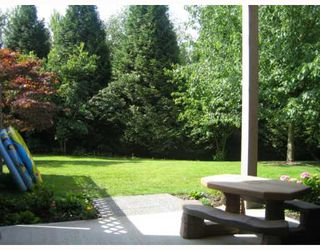 "Photo 3: 26 22751 HANEY BB in Maple_Ridge: East Central Townhouse for sale in ""RIVERS EDGE"" (Maple Ridge)  : MLS®# V753752"