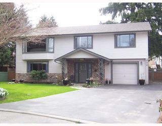 """Photo 1: 866 ALDER Place in Port_Coquitlam: Lincoln Park PQ House for sale in """"SUN VALLEY"""" (Port Coquitlam)  : MLS®# V763197"""