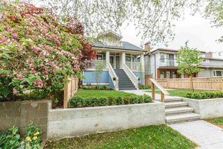 Main Photo: 1452 E 20TH Avenue in Vancouver: Knight House 1/2 Duplex for sale (Vancouver East)  : MLS®# R2452592