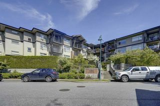 "Photo 2: 207 400 KLAHANIE Drive in Port Moody: Port Moody Centre Condo for sale in ""KLAHANIE"" : MLS®# R2469590"