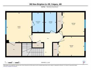 Photo 45: 262 NEW BRIGHTON Walk SE in Calgary: New Brighton Row/Townhouse for sale : MLS®# C4306166