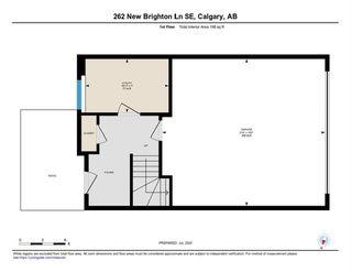 Photo 43: 262 NEW BRIGHTON Walk SE in Calgary: New Brighton Row/Townhouse for sale : MLS®# C4306166