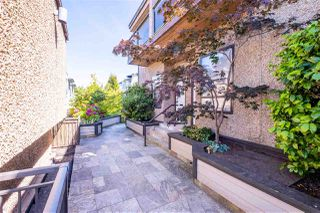 "Photo 14: 12 1266 W 6TH Avenue in Vancouver: Fairview VW Townhouse for sale in ""Camden Court"" (Vancouver West)  : MLS®# R2506256"