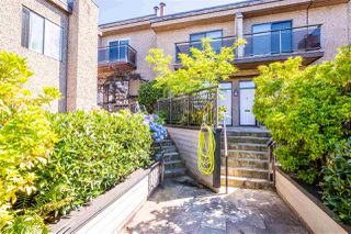 "Photo 13: 12 1266 W 6TH Avenue in Vancouver: Fairview VW Townhouse for sale in ""Camden Court"" (Vancouver West)  : MLS®# R2506256"