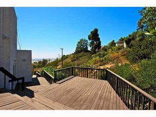 Photo 19: MISSION HILLS House for sale : 3 bedrooms : 3902 Clark in San Diego