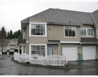 """Main Photo: 23 12099 237TH Street in Maple_Ridge: East Central Townhouse for sale in """"GABRIOLA"""" (Maple Ridge)  : MLS®# V758523"""