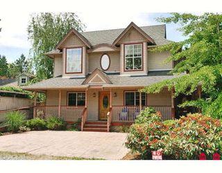 "Photo 1: 2733 MCKENZIE Avenue in Surrey: Crescent Bch Ocean Pk. House for sale in ""CRESCENT BEACH VILLAGE"" (South Surrey White Rock)  : MLS®# F2913788"