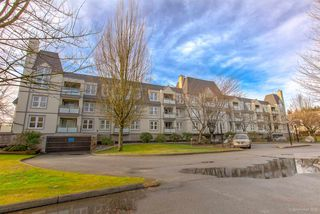 "Photo 2: 309 98 LAVAL Street in Coquitlam: Maillardville Condo for sale in ""LE CHATEAU II"" : MLS®# R2449582"