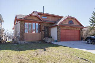 Photo 1: 245 Kildonan Meadow Drive in Winnipeg: Kildonan Meadows Residential for sale (3K)  : MLS®# 202009731