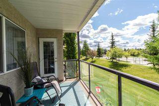 Photo 33: 215 237 YOUVILLE Drive E in Edmonton: Zone 29 Condo for sale : MLS®# E4200307