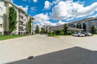 Photo 39: 215 237 YOUVILLE Drive E in Edmonton: Zone 29 Condo for sale : MLS®# E4200307