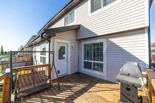Photo 40: 62 Nevis Close: St. Albert House Half Duplex for sale : MLS®# E4216531