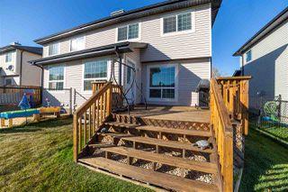 Photo 42: 62 Nevis Close: St. Albert House Half Duplex for sale : MLS®# E4216531