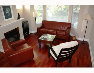 "Photo 4: 852 W 15TH Avenue in Vancouver: Fairview VW Townhouse for sale in ""REDBRICKS"" (Vancouver West)  : MLS®# V790178"