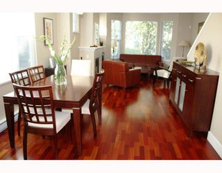 "Photo 5: 852 W 15TH Avenue in Vancouver: Fairview VW Townhouse for sale in ""REDBRICKS"" (Vancouver West)  : MLS®# V790178"