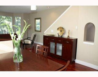 "Photo 6: 852 W 15TH Avenue in Vancouver: Fairview VW Townhouse for sale in ""REDBRICKS"" (Vancouver West)  : MLS®# V790178"