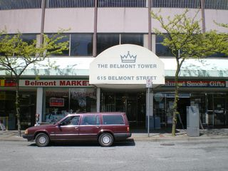 "Photo 14: # 1107 - 615 Belmont Street in New Westminster: Uptown NW Condo for sale in ""BELMONT TOWERS"" : MLS®# V830209"
