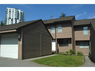 "Photo 1: 520 LEHMAN Place in Port Moody: North Shore Pt Moody Townhouse for sale in ""EAGLE POINT"" : MLS®# V830579"