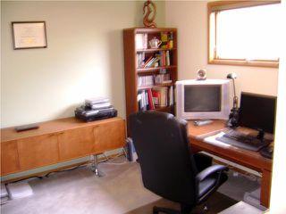 Photo 11:  in WINNIPEG: Fort Garry / Whyte Ridge / St Norbert Residential for sale (South Winnipeg)  : MLS®# 1012446