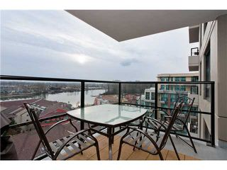 """Photo 9: 1204 1 RENAISSANCE Square in New Westminster: Quay Condo for sale in """"THE Q"""" : MLS®# V867998"""