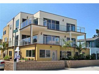 Photo 2: MISSION BEACH Condo for sale : 4 bedrooms : 3802 Bayside Walk #2 in San Diego