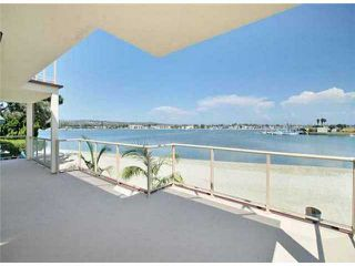 Photo 1: MISSION BEACH Condo for sale : 4 bedrooms : 3802 Bayside Walk #2 in San Diego