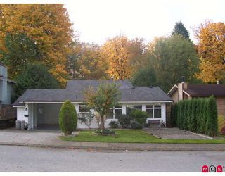 "Photo 1: 35370 SELKIRK Avenue in Abbotsford: Abbotsford East House for sale in ""PRINCE CHARLES SCHOOL"" : MLS®# F2830743"