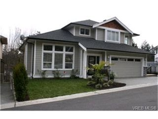 Photo 1:  in VICTORIA: La Thetis Heights Single Family Detached for sale (Langford)  : MLS®# 423907