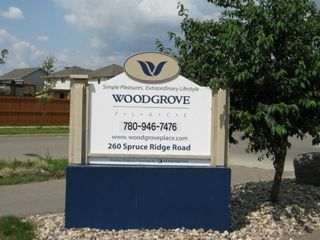 Photo 1: 104A 260 Spruce Ridge Road: Spruce Grove Condo for sale : MLS®# E4172781