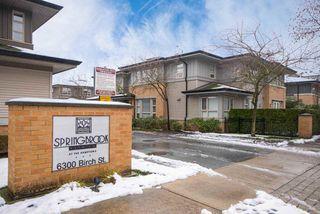 Main Photo: 29 6300 BIRCH Street in Richmond: McLennan North Townhouse for sale : MLS®# R2436060
