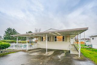 "Main Photo: 97 45640 WATSON Road in Chilliwack: Vedder S Watson-Promontory Manufactured Home for sale in ""WESTWOOD ESTATES"" (Sardis)  : MLS®# R2455228"