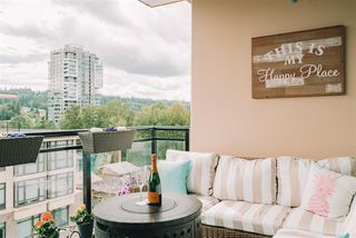 "Photo 18: 902 110 BREW Street in Port Moody: Port Moody Centre Condo for sale in ""Aria 1"" : MLS®# R2458829"