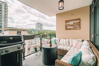 "Photo 17: 902 110 BREW Street in Port Moody: Port Moody Centre Condo for sale in ""Aria 1"" : MLS®# R2458829"