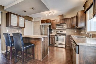 Photo 1: 111 CALLAGHAN Drive in Edmonton: Zone 55 Townhouse for sale : MLS®# E4200054
