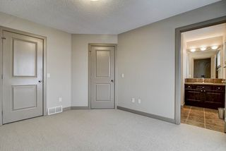Photo 25: 111 CALLAGHAN Drive in Edmonton: Zone 55 Townhouse for sale : MLS®# E4200054
