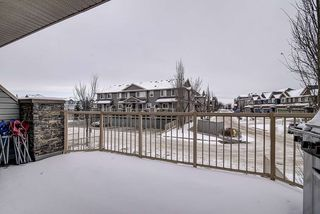 Photo 30: 111 CALLAGHAN Drive in Edmonton: Zone 55 Townhouse for sale : MLS®# E4200054