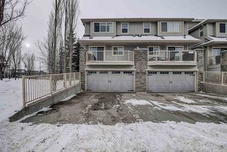 Photo 31: 111 CALLAGHAN Drive in Edmonton: Zone 55 Townhouse for sale : MLS®# E4200054
