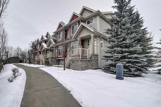 Photo 2: 111 CALLAGHAN Drive in Edmonton: Zone 55 Townhouse for sale : MLS®# E4200054