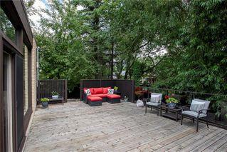 Photo 25: 431 Boreham Boulevard in Winnipeg: Tuxedo Residential for sale (1E)  : MLS®# 202016825