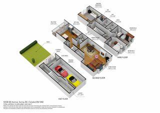 "Photo 1: 25 12036 66 Avenue in Surrey: West Newton Townhouse for sale in ""DUBB VILLA ESTATES"" : MLS®# R2509296"