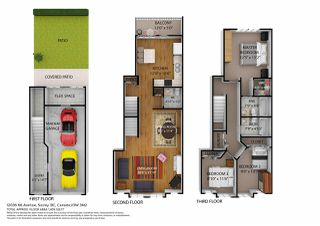 "Photo 3: 25 12036 66 Avenue in Surrey: West Newton Townhouse for sale in ""DUBB VILLA ESTATES"" : MLS®# R2509296"