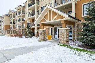 Photo 1: 101 1031 173 Street SW in Edmonton: Zone 56 Condo for sale : MLS®# E4223947
