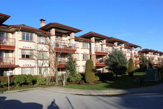 """Photo 1: 109 16477 64 Avenue in Surrey: Cloverdale BC Condo for sale in """"St. Andrews"""" (Cloverdale)  : MLS®# R2526861"""