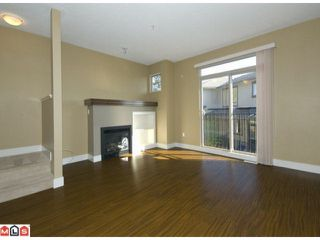 "Photo 3: 13 20326 68TH Avenue in Langley: Willoughby Heights Townhouse for sale in ""SUNPOINTE"" : MLS®# F1007498"
