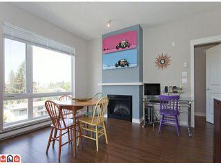 "Photo 3: 435 13321 102A Avenue in Surrey: Whalley Condo for sale in ""Agenda"" (North Surrey)  : MLS®# F1013916"